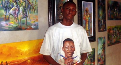 Nigerian artists painters