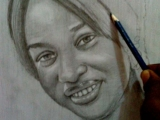 tonto dike drawing 3 160x120 Drawings by Ayeola Ayodeji