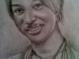 tonto dike drawing 555467326c2d99 160x120 Drawings by Ayeola Ayodeji