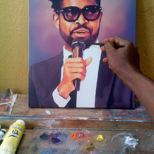 IMG 20150913 01002  500x500 patoranking portrait painting and drawing by ayeola ayodeji